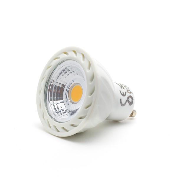 GU10 Leuchtmittel COB-LED, 6 Watt