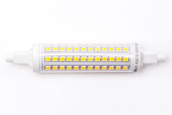 R7S SMD LED, 10 Watt, 118 mm