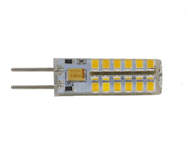 G4 SMD LED, dimmbar